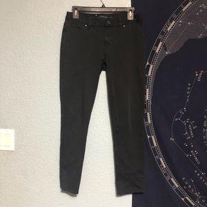 Calvin Klein Black Stretchy Skinny Jeans 8